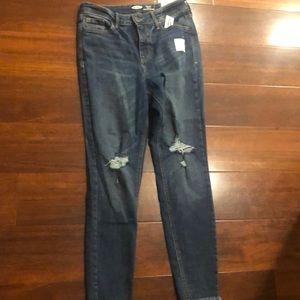 NWT women's jeans